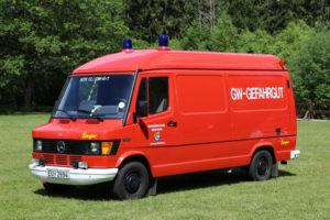Gerätewagen Gefahrgut LG Nettersheim