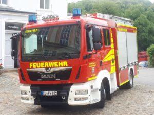 mittleres Löschfahrzeug Frohngau