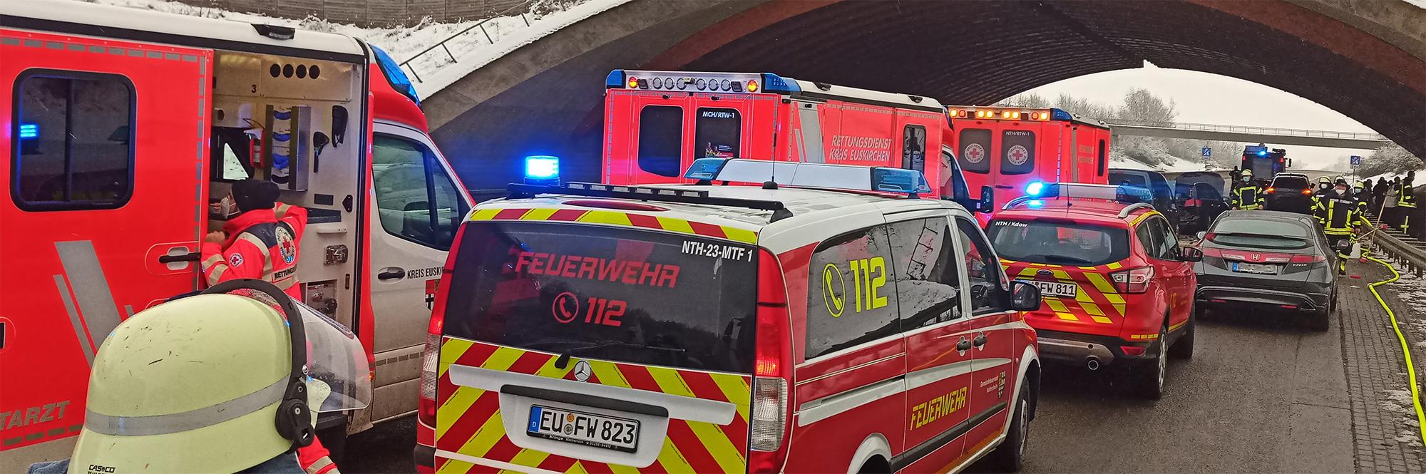 Freiwillige Feuerwehr Gemeinde Nettersheim